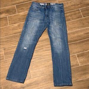 GongShow light denim jeans size 36